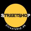 Klistermærke Logo Streetshop